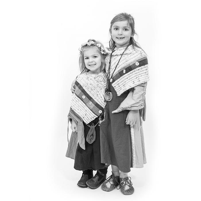 Mittellalterliche Schwestern